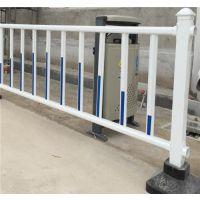 市政PVC护栏 喷塑 城市绿化带护栏多少钱一米