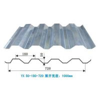 开口YX51-180-720镀锌楼承板价格