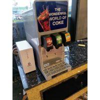 焦作劲霸热卖款三头可乐机碳酸饮料机多少钱