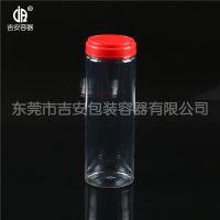 PET 2380ml塑料透明瓶 2380g包装圆罐