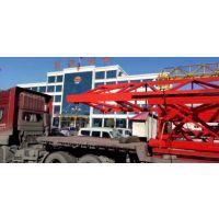河南省新东方中铁建投呼和浩特项目80吨龙门吊