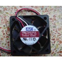 林飞翔销售全新AVC DS05010B12H 5厘米 12V 0.22A 4线 静音温控风扇