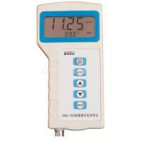 上海博取DDBJ-305型实验室测量水溶液电导仪表便携式带温补电导率