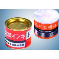 日本银晶女神红丹合模液红丹油模具合模剂红丹油工业红丹红印油