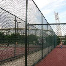 水库防爬护栏 珠海学校隔离栅 深圳球场围网