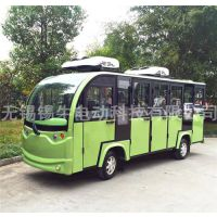无锡锡牛电动科技|扬州封闭电动观光车|封闭式电动观光车 图片