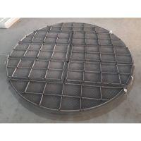 山东丝网除雾器 脱硫除尘过滤98%雾沫粉尘颗粒 万鼎石化设备厂家