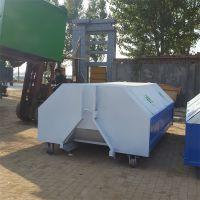 河北绿美供应农村社区城市街道3-5立方环保垃圾箱