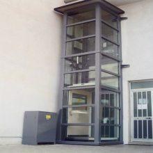 青岛家用三层别墅电梯坦诺家用电梯生产厂家