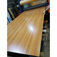 黄花梨转印木纹不锈钢板材 304木纹不锈钢材料 广州联众