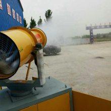 郑州诺瑞捷提供【NRJ-40除尘雾炮机操作使用说明】
