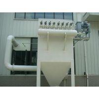 单机脉冲除尘器的分室结构