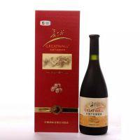 干红葡萄酒 赤霞珠葡萄酒 中粮酒业