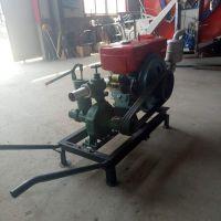 LF186系列农业柴油机带高压喷灌泵