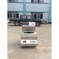 方宁红外线铁板烧设备 西餐牛排电磁炉5KW 多功能温控电扒炉煎炉