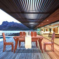 北欧新款实木餐桌椅江西实木家具产业带出品
