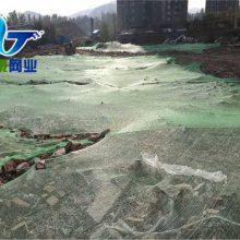 裸土防尘网 煤场覆盖网 发电厂防尘网