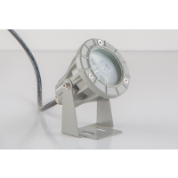 粤耀照明供应压铸铝3-15W射灯投光灯户外防水照明亮化灯具射灯COB