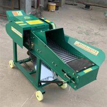 新型饲料粉碎机 大型高喷铡草揉搓机 玉米秸秆铡草机
