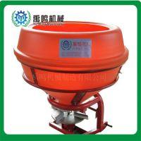 禹鸣CDR-1000塑料桶撒盐机 四轮拖拉机悬挂施肥器厂家直销