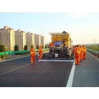 道路养护微表处施工