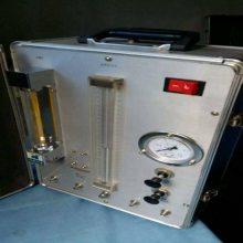 矿用呼吸器校验仪主要配备于煤矿、矿山救护队或其它使用了氧气呼吸器的单位