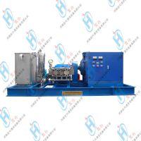 工业管线超高压清洗机 工业零部件清洗设备 宏兴