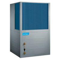 北京美的空气能热水机循环式热泵型号KFXRS-20II商用别墅学校宾馆热水工程商用主机