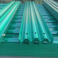 高速公路波形钢护栏板高速公路防撞栏庆阳嘉阳复合材料厂家现货供应