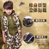 三件套童装新款迷彩 淘儿吧加棉加绒 韩版现货休闲运动套装 厂价直销