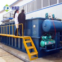布草洗涤污水处理设备 溶气气浮机