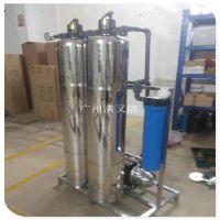 清又清销售4吨云南河南广西4吨手动不锈钢净水器井水过滤器洗涤软化水器