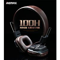 Remax头戴式R-100HB HIFI运动音乐耳机重低音线控带麦无线蓝牙耳机