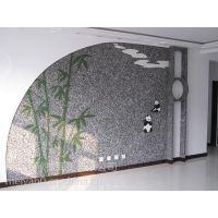 大厅装什么颜色的墙衣好看呢? 墙衣它是一种应用相当广泛的室内装修材料