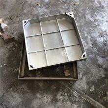 金聚进 供应隐形不锈钢 排污井盖 人行道 通信井盖板