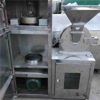 现货供应二手中小型卧式粗碎机 不锈钢高效粉碎设备
