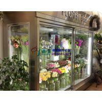 花坊玫瑰百合保鲜方法,镇江立式风冷鲜花柜,徽点1.5米双开门鲜花冷藏柜报价