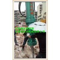 石材开采工程破拆新设备大型液压岩石劈裂机报价