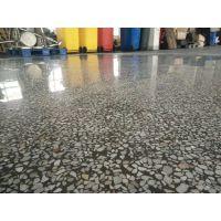 惠州惠东水磨石晶面处理+龙门旧地坪翻新+水磨石抛光--亮度当即见效