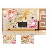 个性背景墙生产厂家 品牌服装家具家私加盟店LOGO墙纸壁画设计定制