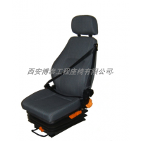 厂家直销三点式安全带货车司机椅,大巴车驾驶员位,客车气囊可调节减震座椅BTS-LZY-A5
