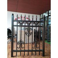 供应锌钢护栏 别墅围栏 小区围栏等各式镀锌钢和铝合金护栏
