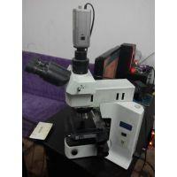 奥林巴斯防静电金相显微镜BX41M-LED 回收出售二手BX41M 金相显微镜