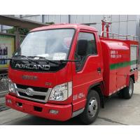 JDF5040GPSB5福田微型绿化消防洒水车厂家报价