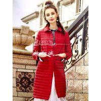 杭州一线老品牌宝莱国际女装折扣拿货渠道