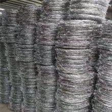刺绳护栏 不锈钢刺网 刺丝滚笼多少钱一米