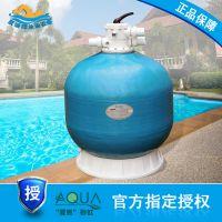 特价供应:Q400爱克AQUA加压过滤沙缸【价格低 质量好】 游泳池过滤设备