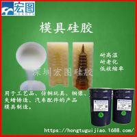 十五年老厂家直销高质量进口环保模具硅胶加成型1比1液体硅胶