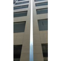 厂家批发外墙ER1型铝合金不锈钢成品 平面伸缩缝盖板