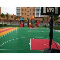 四川硅pu篮球场各种材料专业设计施工